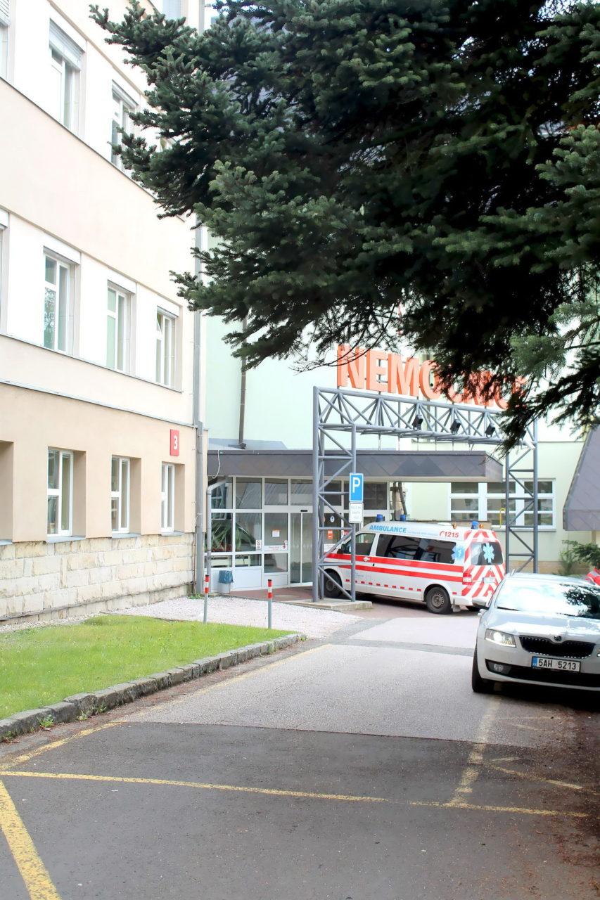 Nemocnice Jilemnice