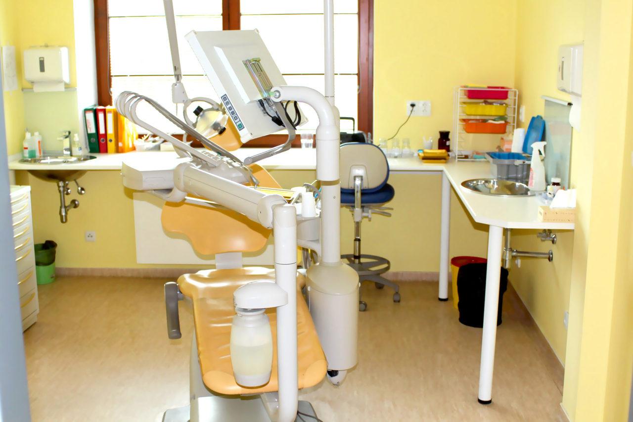 MUDR. Pekárek - zubní ordinace